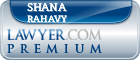 Shana K. Rahavy  Lawyer Badge
