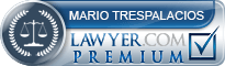 Mario Jesus Trespalacios  Lawyer Badge