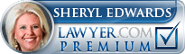 Sheryl Ann Edwards  Lawyer Badge