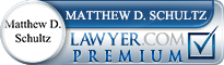 Matthew David Schultz  Lawyer Badge