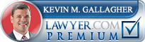 Kevin Michael Gallagher  Lawyer Badge