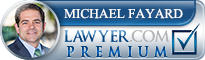Michael H. Fayard  Lawyer Badge