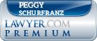 Peggy Schurfranz  Lawyer Badge