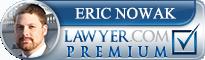 Eric D. Nowak  Lawyer Badge