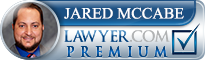 Jared J McCabe  Lawyer Badge