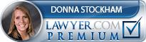Donna DeVaney Stockham  Lawyer Badge