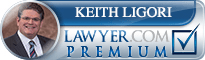 Keith Patrick Ligori  Lawyer Badge
