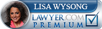 Lisa N. Wysong  Lawyer Badge