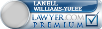 Lanell A Williams-Yulee  Lawyer Badge
