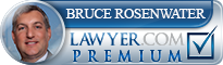 Bruce S. Rosenwater  Lawyer Badge