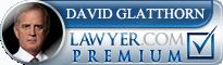 David John Glatthorn  Lawyer Badge