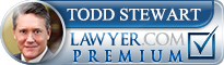 Todd Stephen Stewart  Lawyer Badge