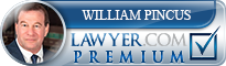 William Hoffman Pincus  Lawyer Badge