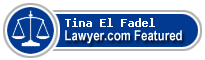 Tina El Fadel  Lawyer Badge
