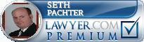 Seth Wayne Pachter  Lawyer Badge