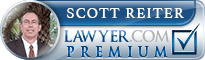 Scott E. Reiter  Lawyer Badge
