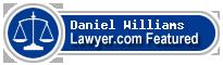 Daniel Girvan Williams  Lawyer Badge