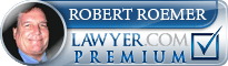 Robert Brian Roemer  Lawyer Badge