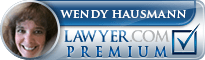 Wendy A. Hausmann  Lawyer Badge
