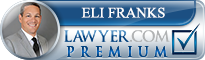 Eli Adam Franks  Lawyer Badge