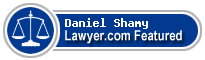 Daniel Joseph Shamy  Lawyer Badge