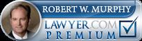 Robert William Murphy  Lawyer Badge