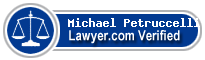 Michael Anthony Petruccelli  Lawyer Badge