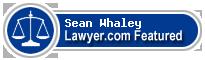 Sean Whaley  Lawyer Badge