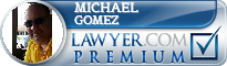 Michael W. Gomez  Lawyer Badge
