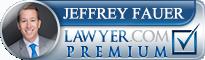 Jeffrey Fauer  Lawyer Badge
