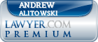 Andrew S. Alitowski  Lawyer Badge
