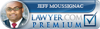 Jeff Moussignac  Lawyer Badge