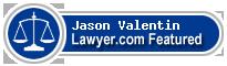 Jason Frank Valentin  Lawyer Badge
