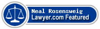 Neal Gary Rosensweig  Lawyer Badge
