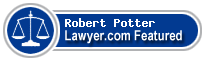 Robert M Potter  Lawyer Badge