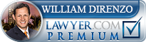 William DiRenzo  Lawyer Badge