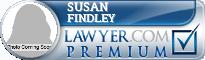 Susan Wendy Findley  Lawyer Badge
