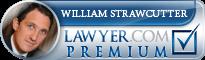 William Strawcutter  Lawyer Badge