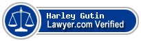 Harley Ives Gutin  Lawyer Badge