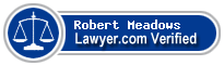 Robert B. Meadows  Lawyer Badge