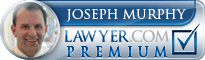 Joseph Anthony Murphy  Lawyer Badge