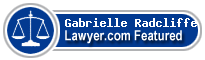 Gabrielle Lucie Antonia Radcliffe  Lawyer Badge