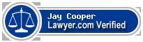 Jay Calvert Cooper  Lawyer Badge