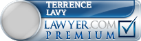 Terrence L. Lavy  Lawyer Badge