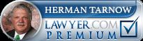 Herman Harris Tarnow  Lawyer Badge