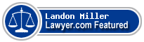 Landon Miller  Lawyer Badge
