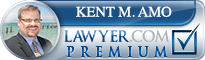 Kent Matthew Amo  Lawyer Badge