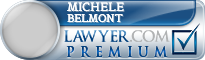 Michele Suzanne Belmont  Lawyer Badge