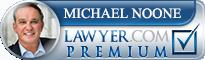Michael Martin Noone  Lawyer Badge