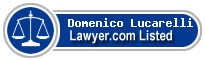 Domenico Lucarelli Lawyer Badge